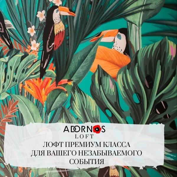 Фотография интерьера лофта Adornos Loft на Рочдельской 15. Дизайн в стиле Animal.