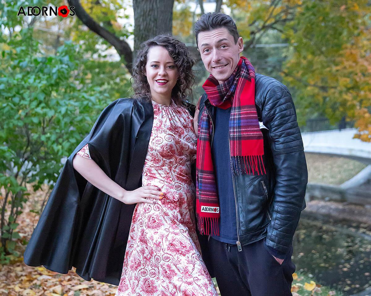 Фото преподавателей аргентинского танго Дмитрия Резцова и Елены Климовой